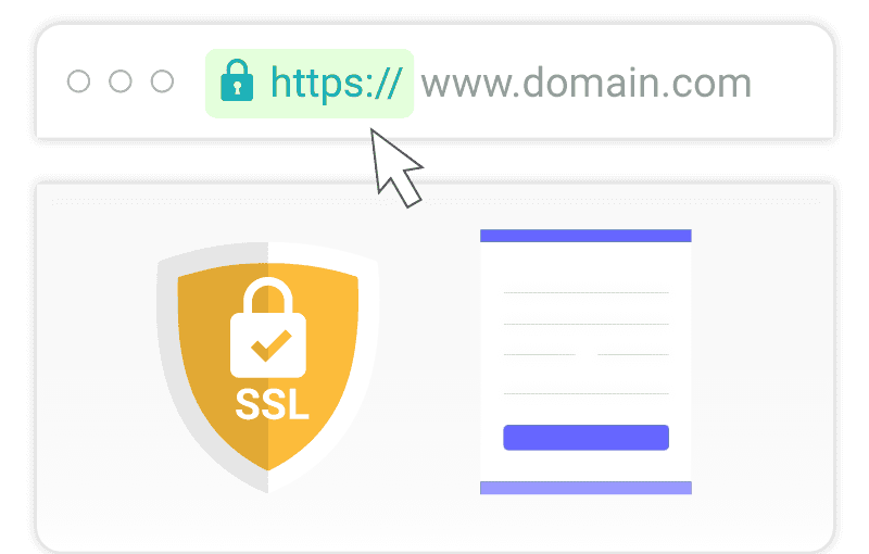 Comodo SSL website certificates